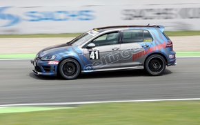 Picture Race, Golf, VW Golf, Golf R, VW Sport, Oettinger, Oettinger Volkswagen Golf R