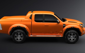 Picture Concept, Ford, Ranger, Max