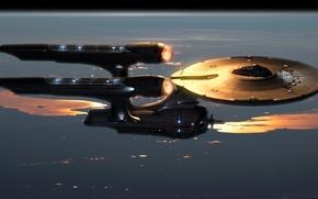 Picture Enterprise, Star trek, Star Trek, enterprise