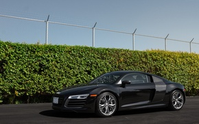Picture Audi, V10, More, Install, Armytrix. Exhaust, r8