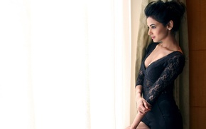 Picture girl, eyes, brunette, girl, actress, smile, pretty, hair, figure, sexy, actress, celebrity, Sonal Chauhan, bollywood, …