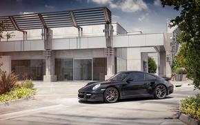 Picture 997, Porsche, turbo, Porsche, black