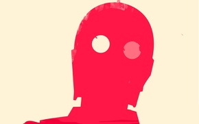 Picture Robot, Star Wars, Star wars, The film, Movie, C-3PO