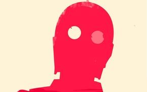 Picture Robot, Star Wars, Star wars, The film, Movie, C-3PO