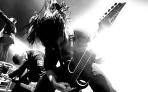 Picture Slipknot, Paul, Mick