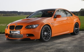 Picture BMW, G-Power, E92, GTS