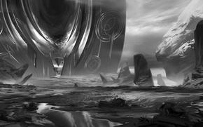 Picture rocks, the portal, the gates, stargate