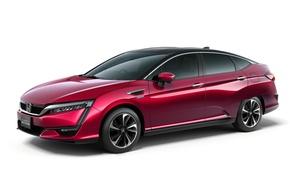 Picture the concept, Concept, Honda, FCV, Honda