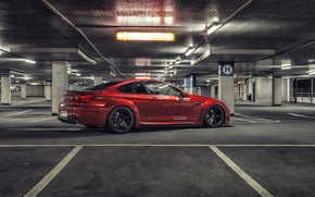 Picture BMW, Machine, Tuning, Parking, Prior Design