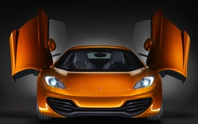 Wallpaper car, design, McLaren, MP4-12C