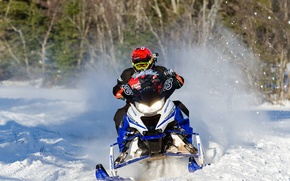 Picture Yamaha, Snowmobile, Snowmobile