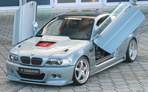 Picture door, car, Bmw Hamann