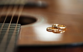 Picture music, guitar, ring