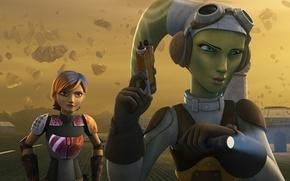 Picture animated series, Star wars: Rebels, Star Wars: Rebels