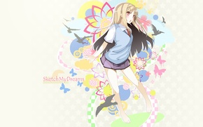 Picture Female, Single, Sakurasou no Pet na Kanojo, Shi Has Organizations