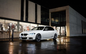 Picture AC Schnitzer, 3-Series, sedan, white, F30, BMW, BMW