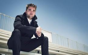 Picture Robert Pattinson, photoshoot, Esquire, the British edition