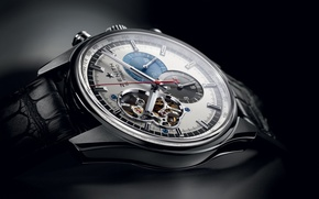 Picture watch, 1969, Zenith, Chronomaster, The - First