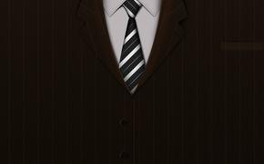 Wallpaper tie, shirt, buttons, Suit, costume, jacket