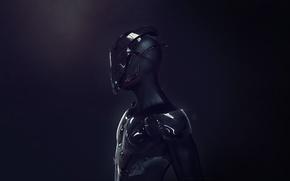 Picture rendering, background, costume, ninja, artwork