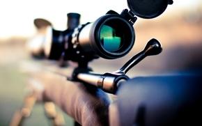 Picture Rifle, Macro, Remington 700