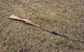 Wallpaper Mosin, M44, store, 1944, rifle