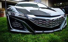 Picture Acura, NSX, 2015