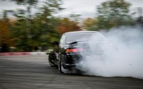 Picture drift, drift, smoke, jdm, mark2, drifting, mark, cramps, driftcar, korch, jzx90, Mark2