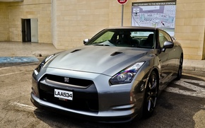 Picture nissan, gt-r, r35