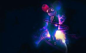 Picture Music, Music, Deadmau5, Dead Mouse, Joel Thomas Zimmerman