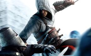 Picture Assassins Creed, Ubisoft, Assassin's Creed, Altair Ibn La-Ahad, Altair Ibn-La'Ahad