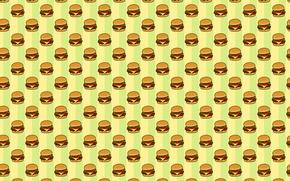 Picture food, texture, hamburger, fast food, MacDonald