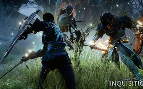 Picture dragon age, the Inquisitor, undead, rpg, bioware, inquisition, Cassandra