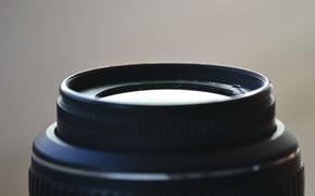 Picture Nikon, lens, Nikon, 55mm