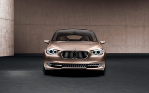 Picture bmw, Golden