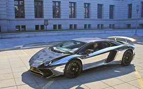 Picture Lamborghini, SuperVeloce, Aventador, Lamborghini Aventador, sports car, Lamborghini Aventador LP 750-4 SuperVeloce