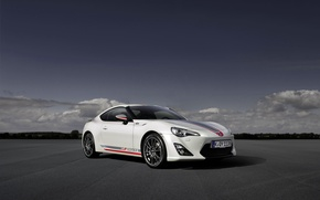 Picture The sky, Machine, Asphalt, Toyota, Car, Toyota, GT86, GT 86, Cup Edition