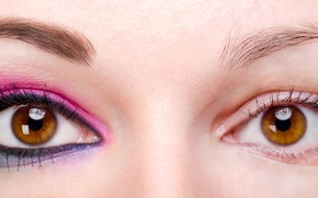 Picture beauty, eye, makeup