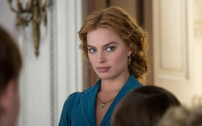 Picture actress, hairstyle, red, Margot Robbie, Margot Robbie, The Legend of Tarzan, Tarzan. Legend