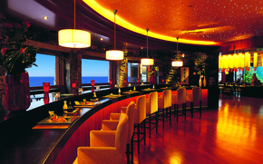 Picture restaurant, Kohtl., sushi bar