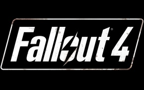 Picture Logo, Game, Bethesda, Fallout 4, Softworks