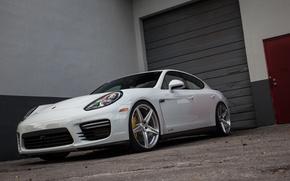 Picture Porsche, Panamera, GTS, MV1, ADV5