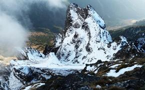 Picture Snow, Peak, Мountain, Shelter-BAK, Rila