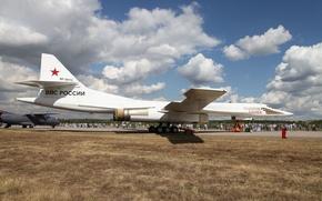 Picture Russia, Bomber, The Tu-160, White Swan