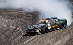 Picture Silvia, Nissan, Drift