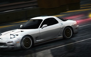 Picture Photoshop, Mazda RX-7, Need for speed world