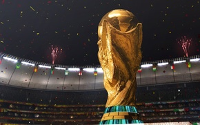Picture holiday, football, stadium, Cup, fifa, the world Cup