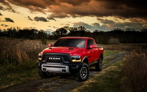 Picture Ford, Ford, Rebel, 2015, Ram 1500