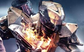 Picture fire, battlefield, flame, gun, game, soldier, sky, weapon, war, online, man, fight, bow, rifle, human, …