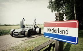 Picture sign, GTO, Nederland, 2015, Donkervoort